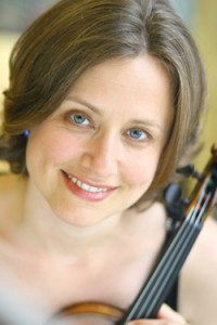 Colleen Jennings, violin