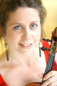 Elise Kuder, violin