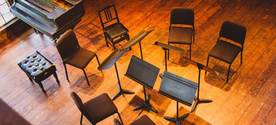 Apple Hill Concert Hall