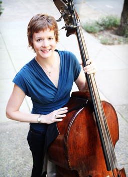 Mary Wheelock Javian, double bass