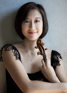 Salley Koo, violin