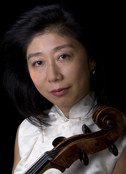 Pei Lu, cello