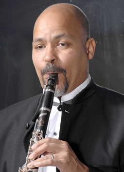 Eric Thomas, clarinet