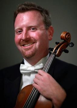 Sam Bergman, viola