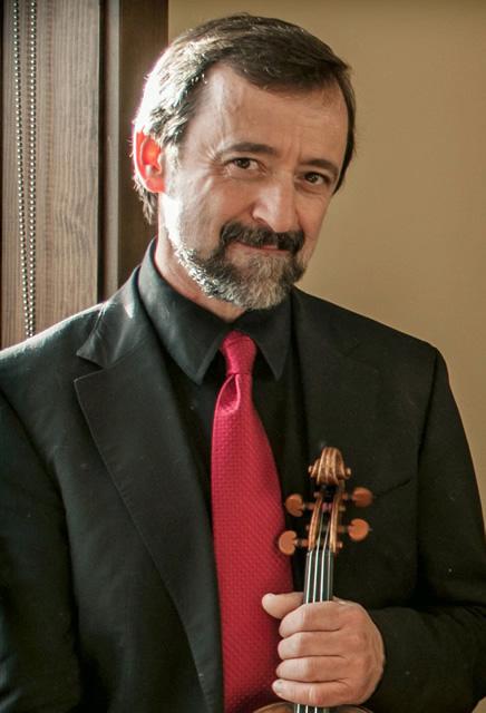 Ralph Morrison, violin