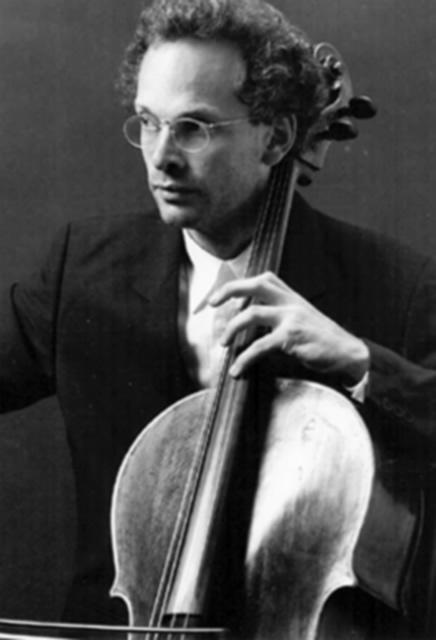 Matthias Naegele, cello