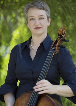 Katie Schlaikjer, cello