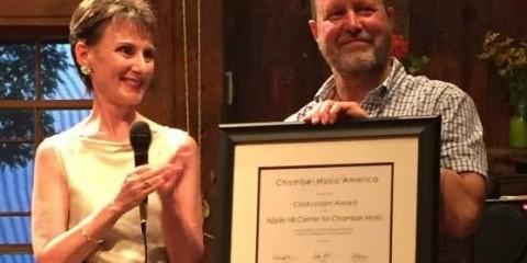 Lenny Matczynski, Margaret Lioi, CMAcclaim Award