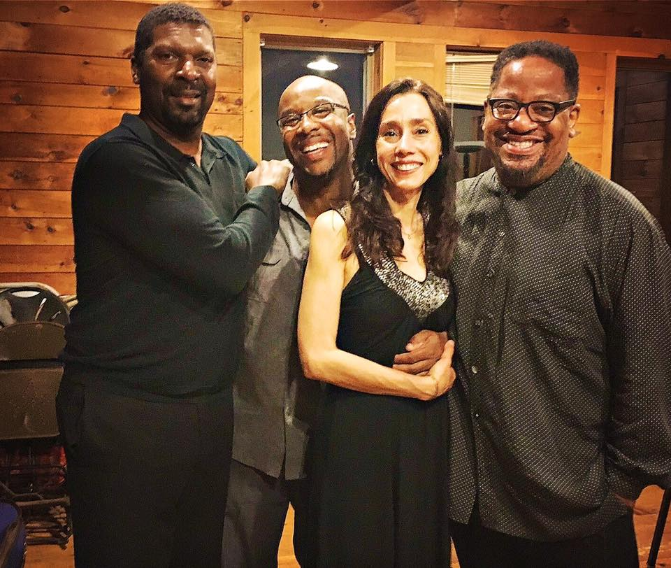 Session II Faculty Amadi, Rupert, Cenovia, And Troy--Arensky Quartet