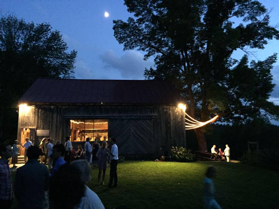 Apple Hill On Concert Night