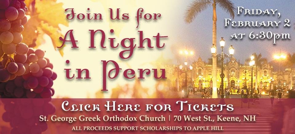 A Night in Peru