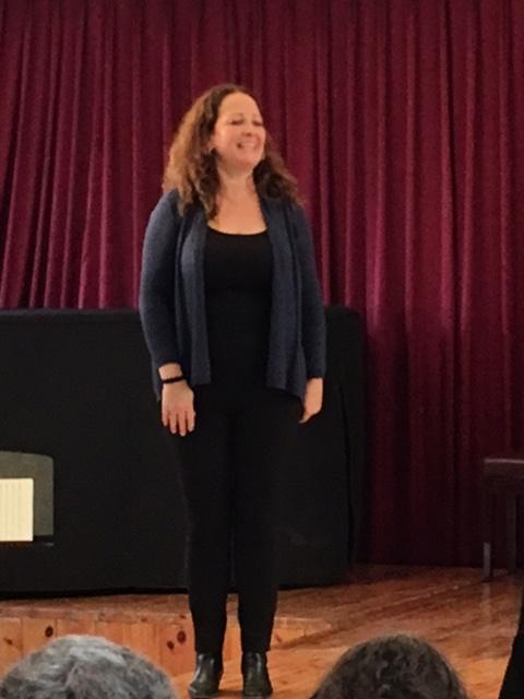 Lena Nemirovsky, Director Of Hassadna Conservatory And AH Alumna