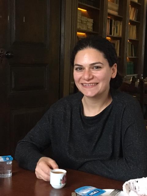 Sinem Sadrazam, Violist, Hostess In Cyprus, And AH Alumna