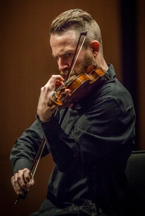 Matt Albert violin and viola