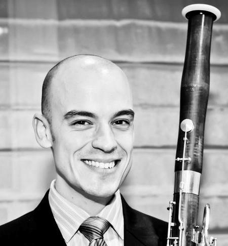 Adrian Morejon, bassoon