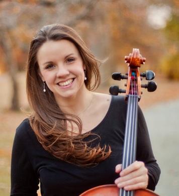 Emily Taubl, cello