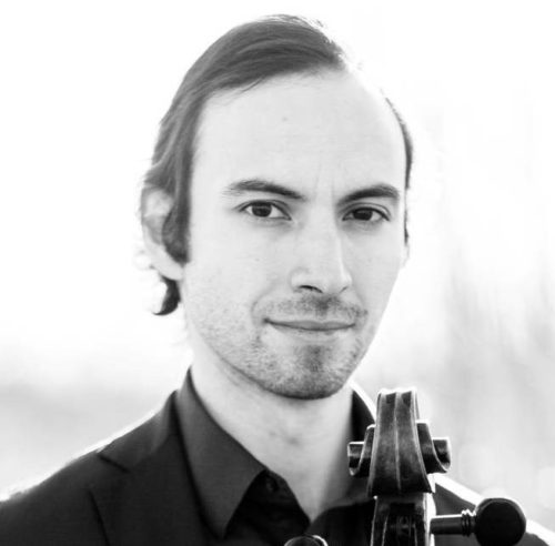 Felix Umansky, cello