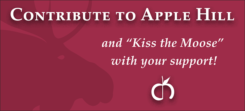 Contribute to Apple Hill