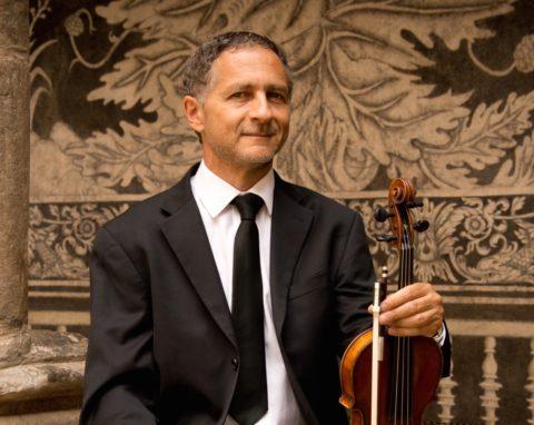 Saul Bitran, violin
