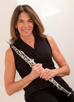Pamela Epple, oboe