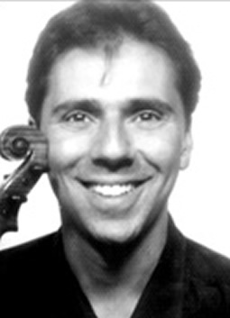 Rohan Gregory, violin