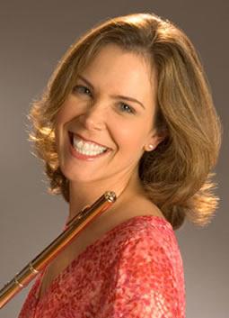 Vanessa Holroyd, flute