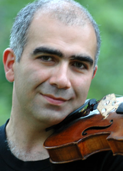 Movses Pogossian, violin