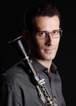 Gilad Harel, clarinet