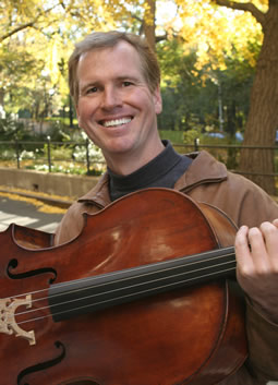 Scott Kluksdahl, cello