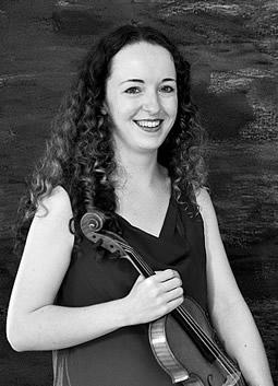 Ealain McMullin, violin