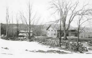 barn-and-sugar-house-vintage-photo