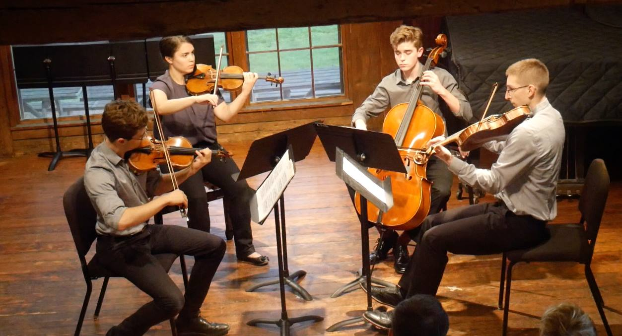 2017 Fellowship Quartet
