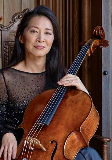 Nina Lee, cello