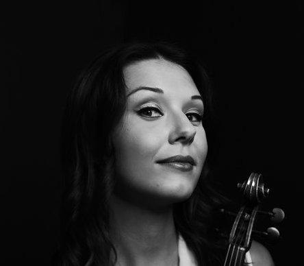 Amy Schroeder, violin