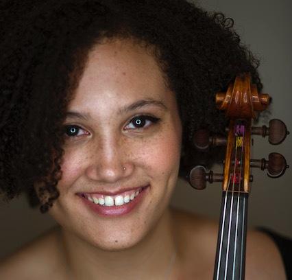 Hannah Ross viola