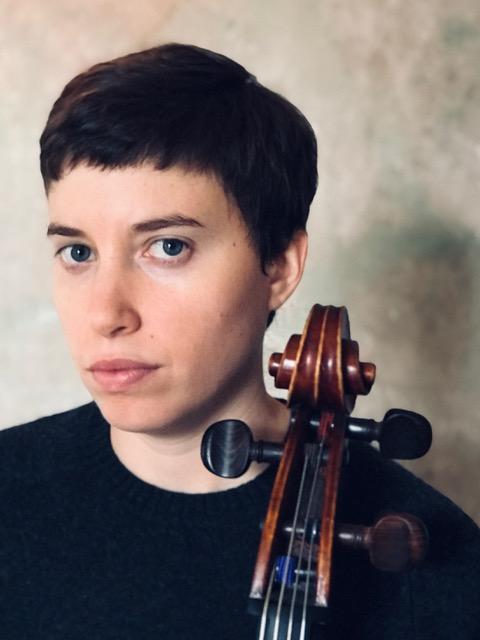 Chelsea Bernstein cello
