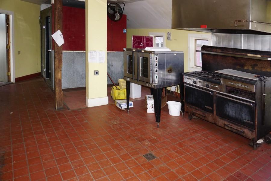 The Old Kitchen Pre-renovation