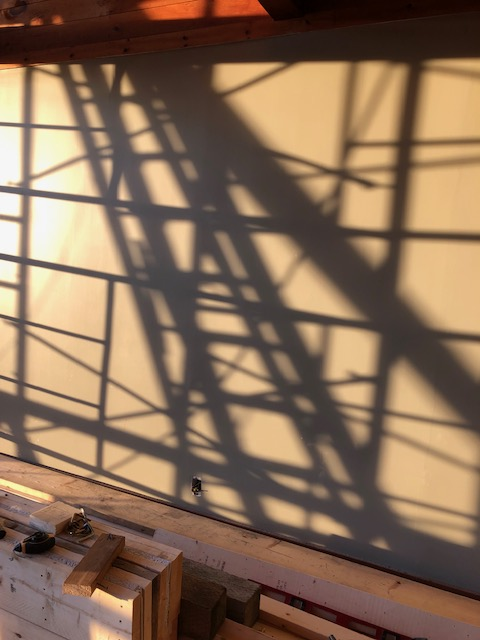 Shadows In The Construction Zone